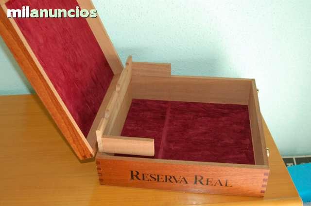 Caja Reserva Real