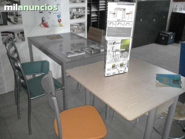 Mesas De Cocina Milanuncios.Mesas Cocina Muebles Electrodomesticos