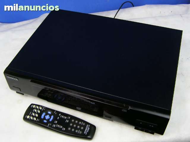 REPRODUCTOR DVD CD PLAYER DVF-3530 MARCA