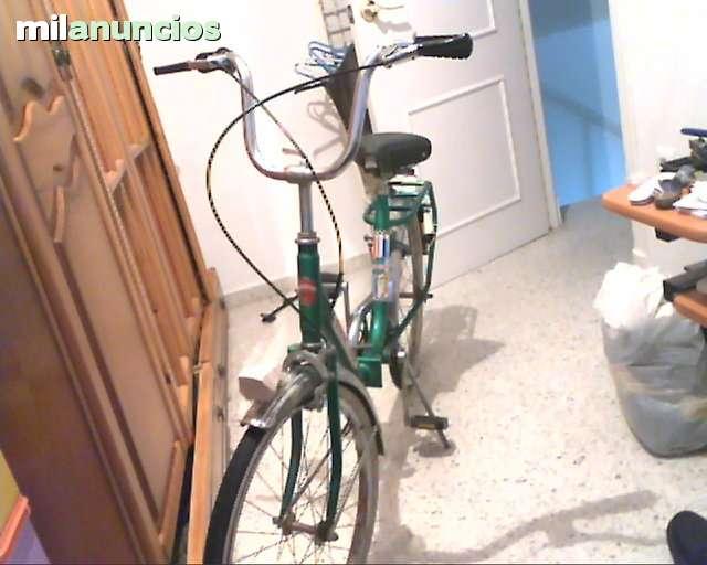 Bicicleta Vintage Rabasa Derbi-Original
