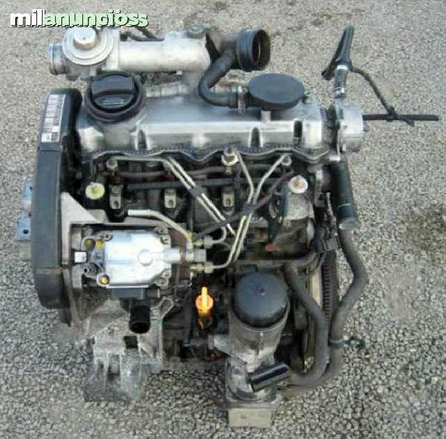 MOTOR 1. 9TDI AGR 90CV SEAT-VOLKSWAGEN
