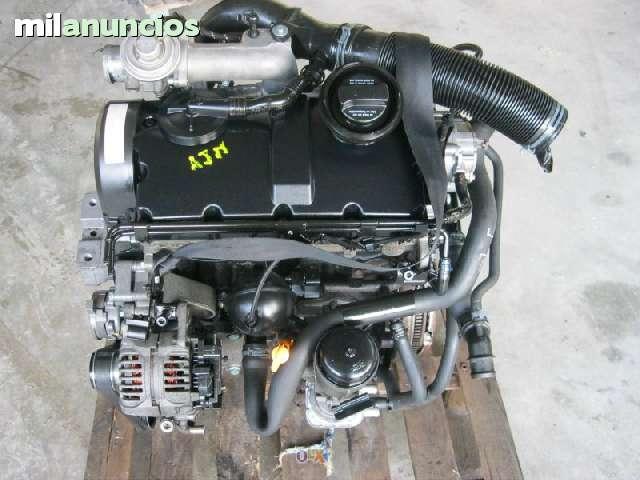 MOTOR GRUPO VAG 1. 9 TDI AJM 115CV