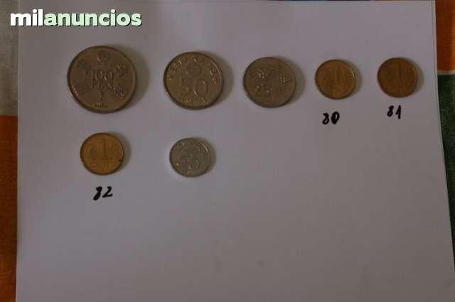Monedas Mundial De Futbol 1982