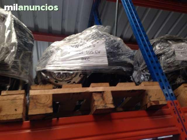 MOTOR Y CAJA DE CAMBIOS GOLF V 1. 9TDI