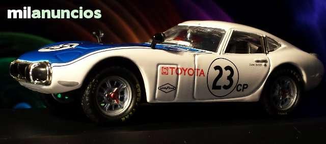 Toyota Shelby Escala 1:43 De Del Prado E