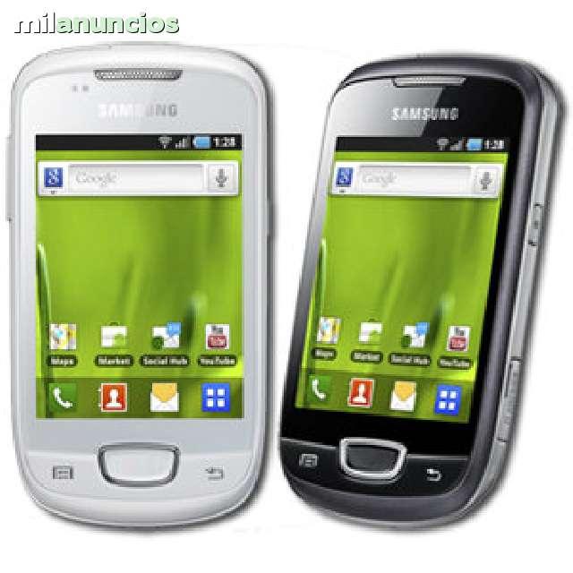 Samsung Galaxy Mini S5570. Movistar o Vodafone. Movil+