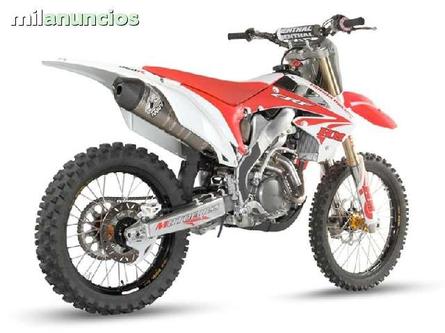 ESCAPE HONDA CRF 250 2011 2012