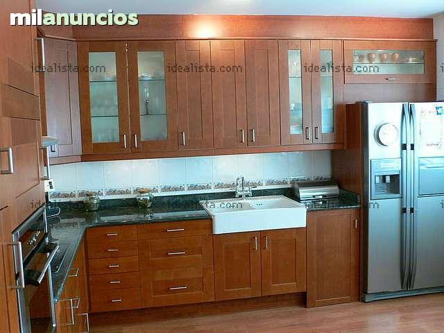 MIL ANUNCIOS.COM - Cocina madera colores a elegir