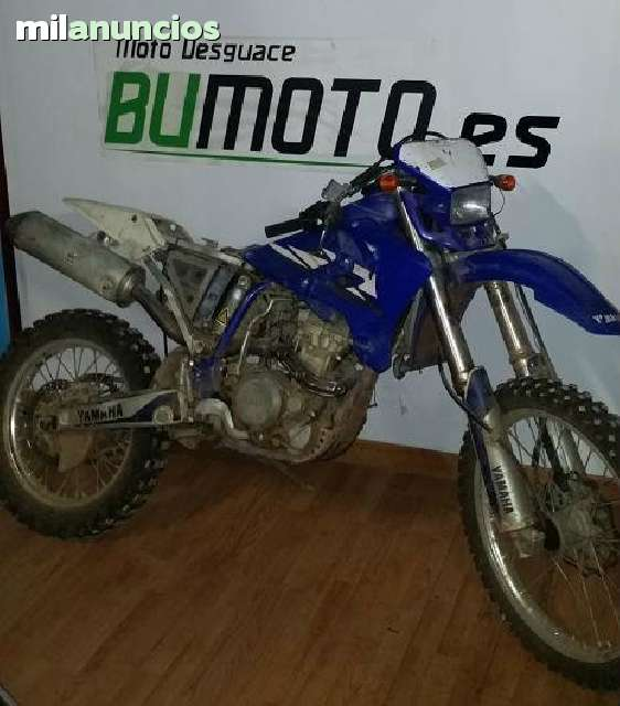 YAMAHA WR 250 (2006)