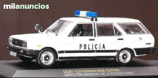 Seat 131 Panorama Super Direccion Genera