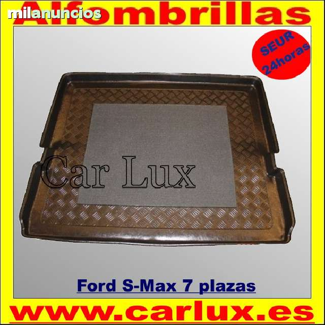 PROTECTOR MALETERO FORD S MAX 7 PLAZAS