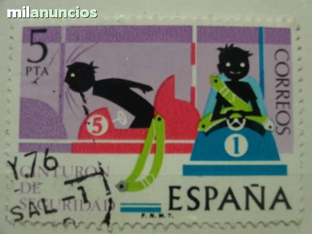 España  –  Seguridad Vial