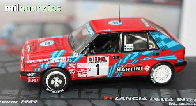 Lancia Delta Hf Rallye Sanremo 1989 Bias