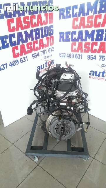 MOTOR DE FIAT DUCATO 2. 3 AÑO 2010