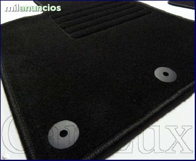 Esteras de goma para audi a6 c5 4b avant goma tapices 4 pzas 3d cáscara calidad