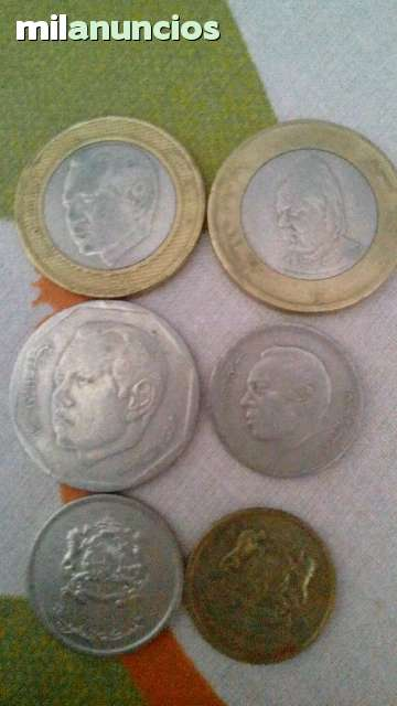 Monedas Marruecos