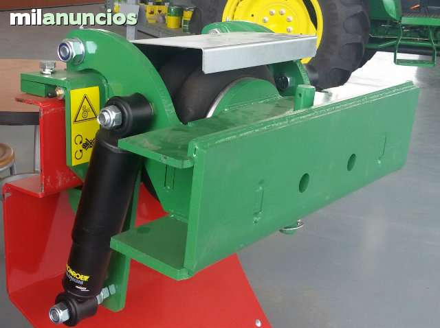 SUSPENSION CONTRAPESOS JOHN DEERE