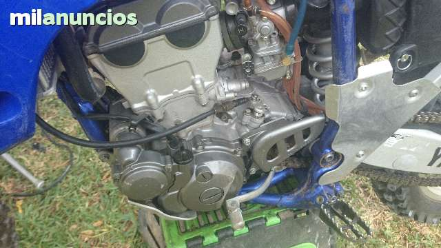 DESPIECE COMPLETO YAMAHA WR YZF 250 2005