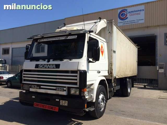 SCANIA RIGIDO - 113-320 CAMION