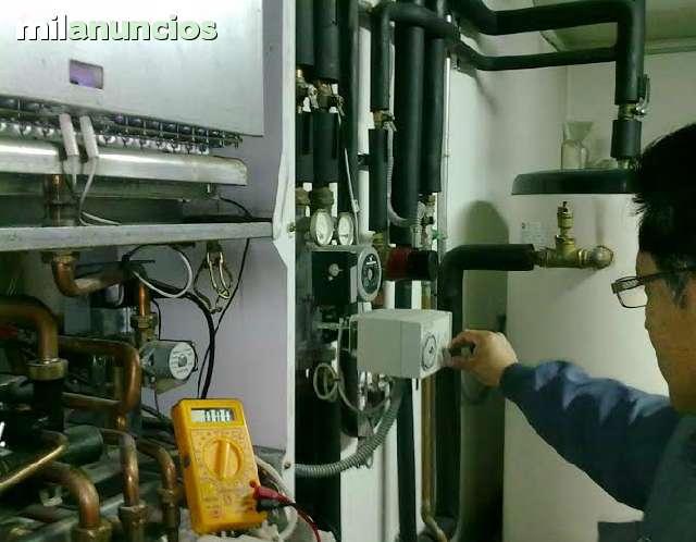TECNICO CALDERAS, GAS AUTORIZADO PARLA