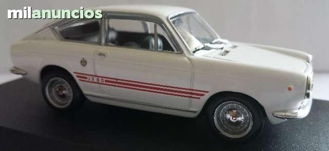 Abarth 0T 1300/124 1966 (850 Coupe) Esca