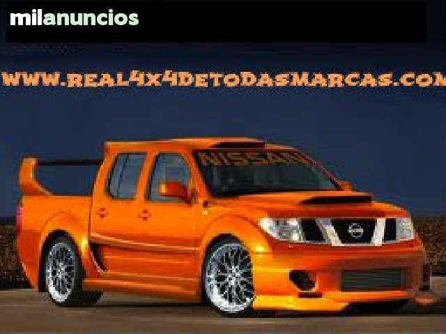 REAL 4X4 DE TODAS MARCAS GRANADA