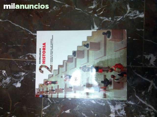 LIBROS DE BACHILLERATO - foto 1