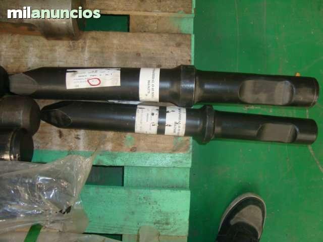 PUNTEROS,  PICAS MARTILLOS HIDRÁULICOS - foto 2
