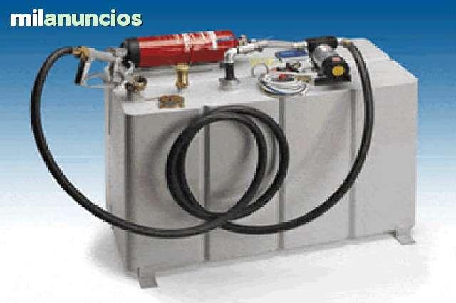 DEPÓSITO DE GASOIL HOMOLOGADO 250L, 450L