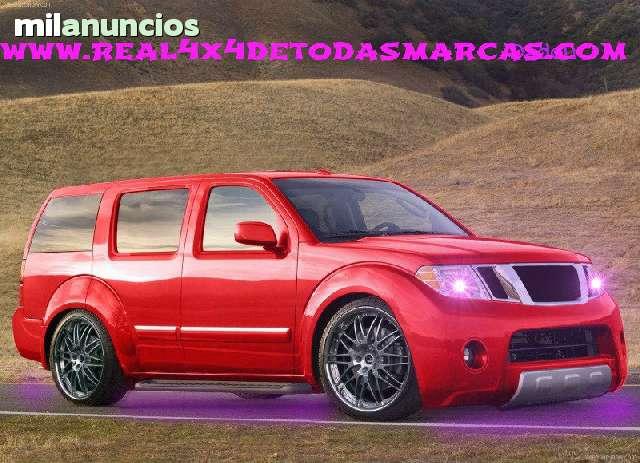 REAL 4X4 DE TODAS MARCAS PONTEVEDRA