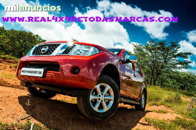 REAL 4X4 DE TODAS MARCAS SALAMANCA