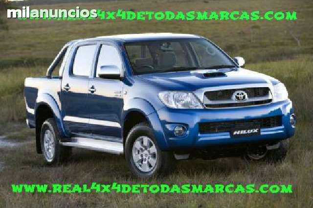 REAL 4X4 DE TODAS MARCAS SORIA