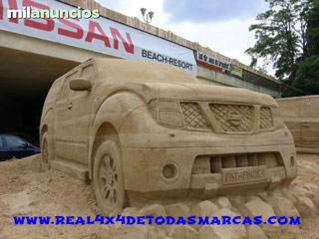REAL 4X4 DE TODAS MARCAS TENERIFE