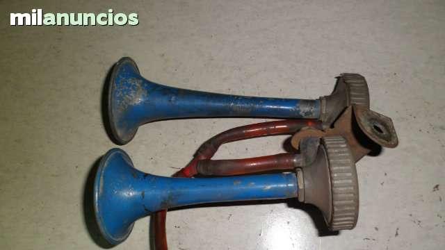 BOCINA PARA COCHE CLASICO - foto 2
