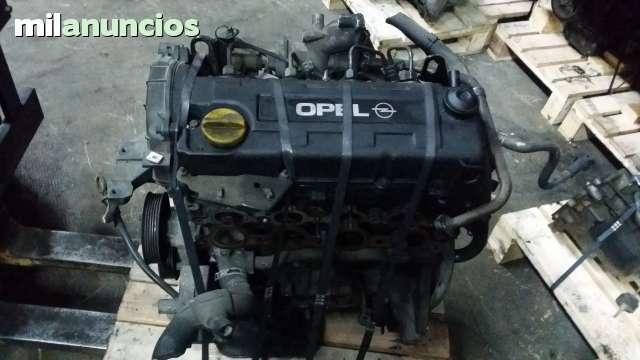 MOTOR OPEL CORSA 1. 7 DTI