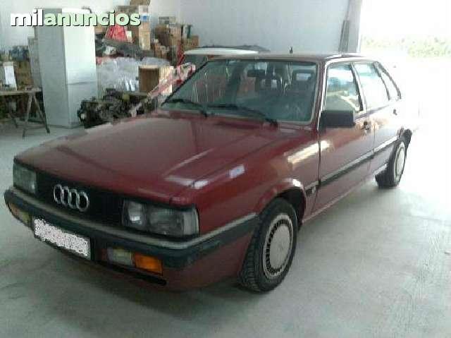 PIEZAS AUDI 90 B2 (1985)