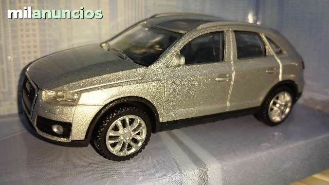 Audi Q3 Escala 1: 43 De Mondomotors