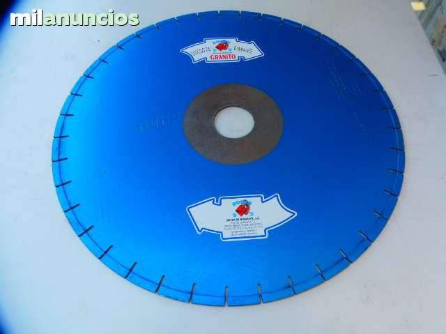 Disco Diamante Roder Granito 550Mm