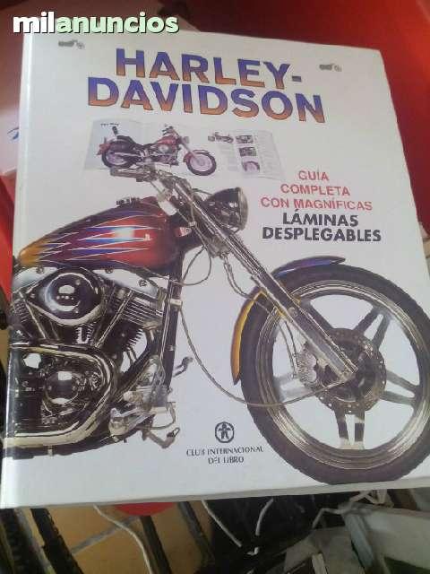 Guía Harley-Davidson