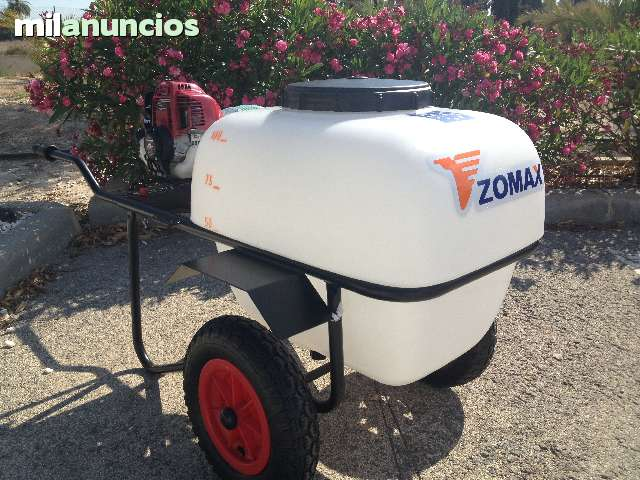 ZOMAX - 100 L MOTOR HONDA GX 25