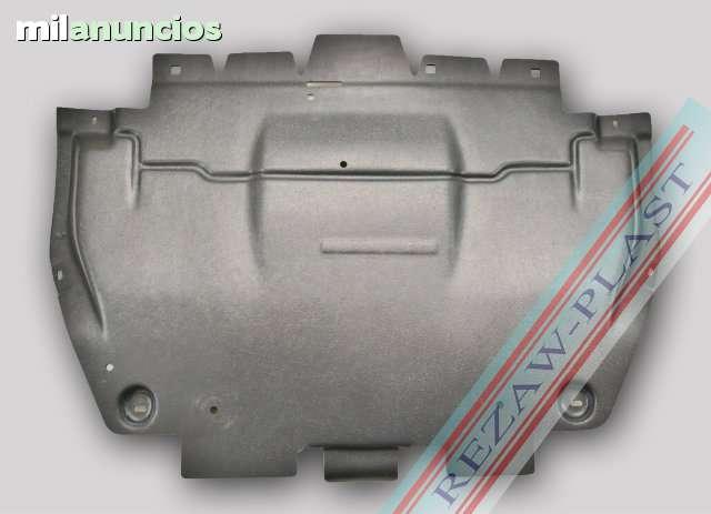Bajo cubierta del motor Peugeot 508 407 Citroen C5 2.0 HDI polietileno de alta densidad