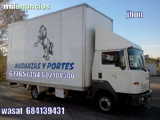 MUDANZA BARATAS AUTONOMOS 677657354