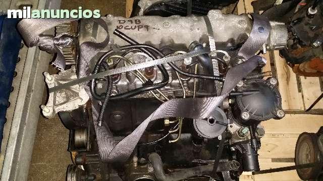 MOTOR 1. 9 DIESEL BERLINGO ZX