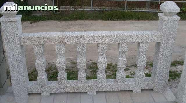 BALAUSTRES DE PIEDRA DEL PAIS DESDE 42