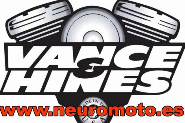 VANCE HINES ESCAPES MOTOS