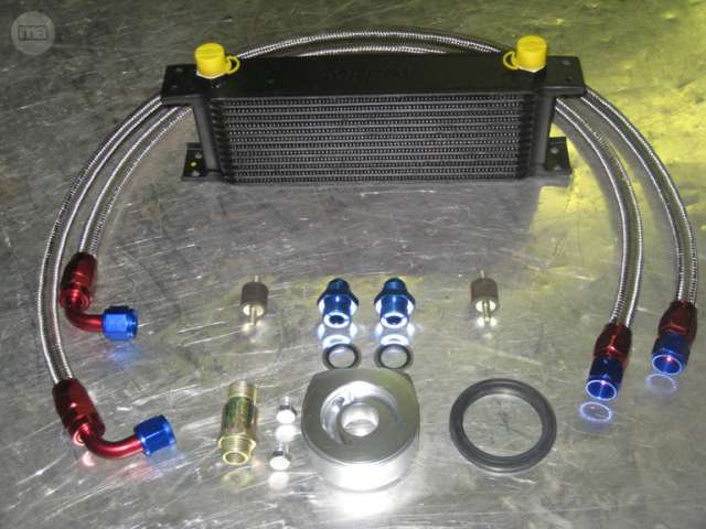 KIT RADIADOR MOCAL 13 FILAS R5 GT TURBO