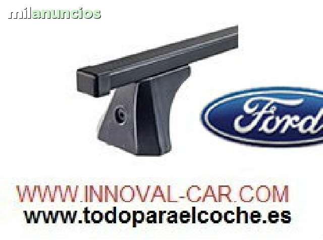 BARRAS DE TECHO ( BACA ) FORD