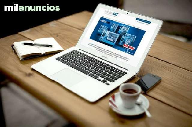 DISEÑO WEB Y POSICIONAMIENTO WEB - foto 1