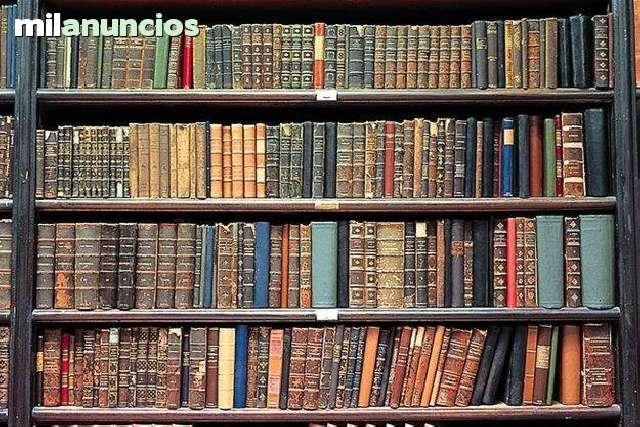 Bibliotecas Libros Coleccionismo