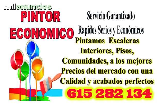 PINTOR ECONÓMICO PROFESIONAL Y RÁPIDO - foto 1